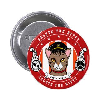 Regalos para los amantes del gato pins