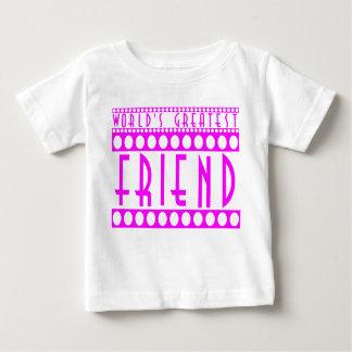 Regalos para los amigos: El amigo más grande del Playera