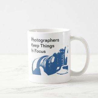 Regalos para los fotógrafos taza de café