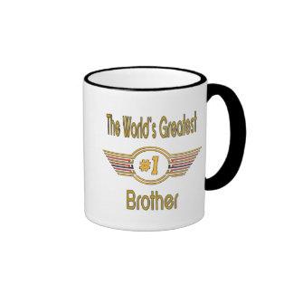 Regalos para los hermanos tazas de café