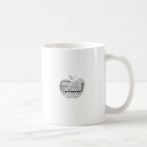 Regalos para los profesores tazas de café