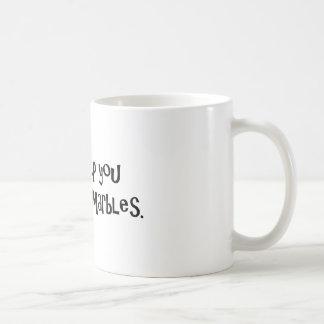 Regalos para los psiquiatras taza de café