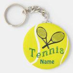 Regalos personalizados del equipo del tenis del ll