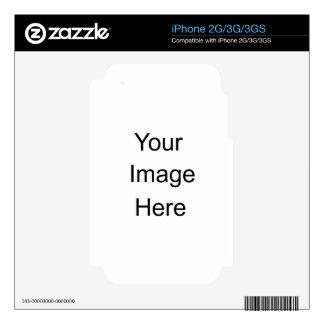 Regalos personalizados iPhone 2G skin