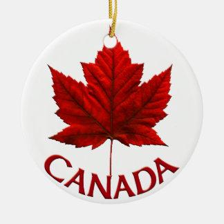 Regalos personalizados recuerdo de Canadá del orna Ornamente De Reyes