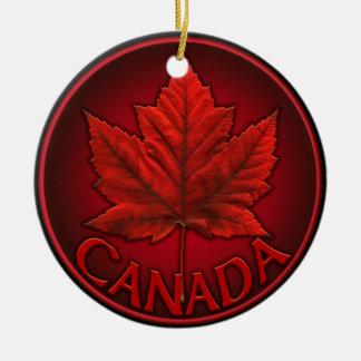 Regalos personalizados recuerdo de Canadá del orna Adorno Para Reyes