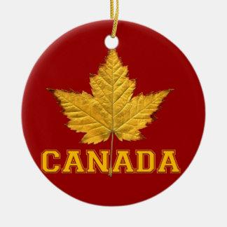 Regalos personalizados recuerdo de Canadá del orna Adorno De Reyes