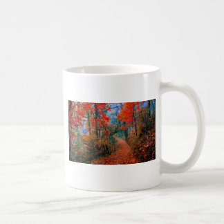 Regalos pintados de la acuarela de la llama del ot taza de café