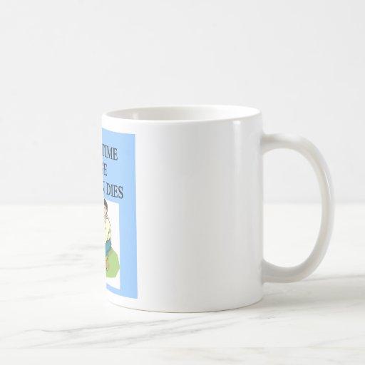 regalos pobres del perdedor taza de café