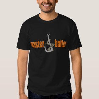 Regalos principales de las camisetas de la pesca playera