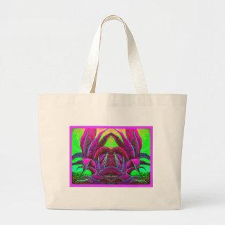 Regalos púrpuras del desierto del agavo por Sharle Bolsas