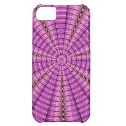 Regalos púrpuras rosados frescos del modelo del fr