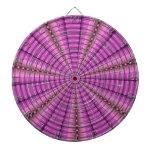 Regalos púrpuras rosados frescos del modelo del fr tablero de dardos