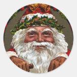 Regalos que cuelgan 1909 de Papá Noel Etiquetas