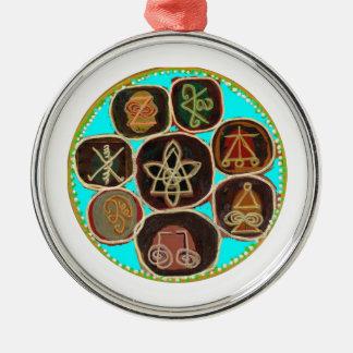 """Regalos que dicen que """"CUIDO"""" - los diseños de KAR Ornamentos De Reyes Magos"""