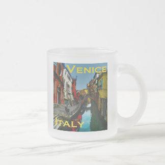 Regalos raros del viaje - Venecia Taza De Cristal
