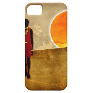 Regalos retros 03 del estilo del vintage de África iPhone 5 Case-Mate Protectores