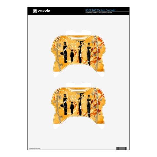 Regalos retros 38 del estilo del vintage de África Mando Xbox 360 Skins