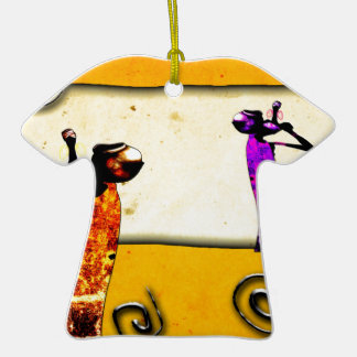Regalos retros AF067 del estilo del vintage de Ornamento Para Reyes Magos