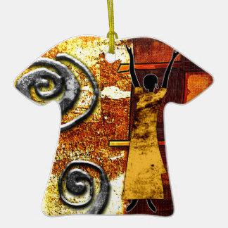 Regalos retros AF093 del estilo del vintage de Ornamentos De Reyes