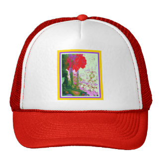 Regalos rojos de la flor del Amaryllis por Sharles Gorros