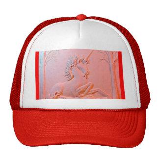 Regalos rosáceos tallados del unicornio por Sharle Gorra