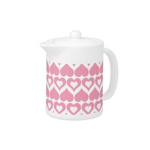 Regalos rosados bonitos del hogar y de la cocina d