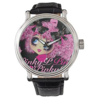 Regalos rosados de la promesa BFF con Kawaii Reloj De Mano