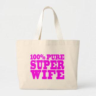 Regalos rosados frescos para las esposas: Esposa e Bolsas De Mano
