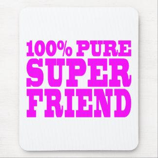 Regalos rosados frescos para los amigos: Amigo est Mousepad