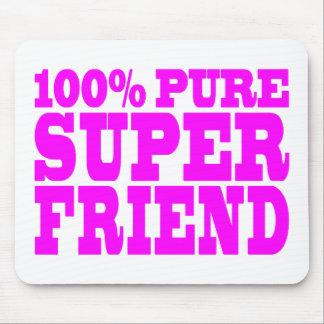 Regalos rosados frescos para los amigos: Amigo est Alfombrilla De Ratones