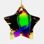 Regalos salvajes animales 09 del estilo del ornamentos para reyes magos