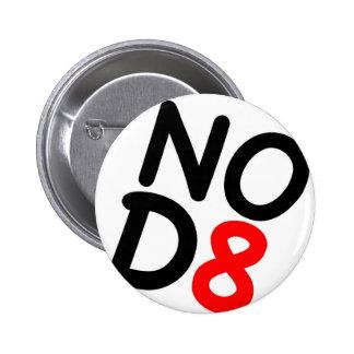 Regalos satíricos NOD8 Pins