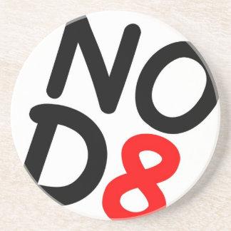 Regalos satíricos NOD8 Posavasos Manualidades