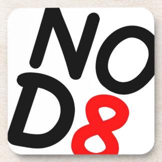 Regalos satíricos NOD8 Posavasos De Bebida