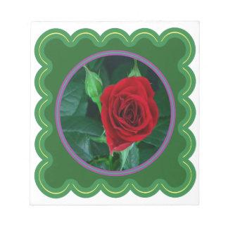 Regalos sensuales florales de la imagen 100 de la blocs de notas