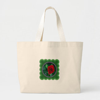 Regalos sensuales florales de la imagen 100 de la bolsa tela grande