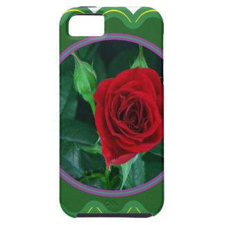 Regalos sensuales florales de la imagen 100 de la funda para iPhone 5 tough