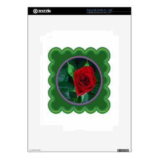 Regalos sensuales florales de la imagen 100 de la iPad 2 calcomanías
