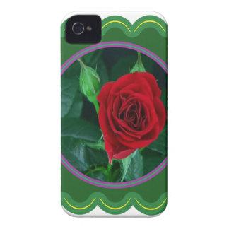 Regalos sensuales florales de la imagen 100 de la iPhone 4 carcasas