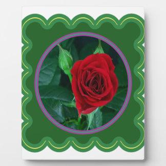Regalos sensuales florales de la imagen 100 de la placas de madera