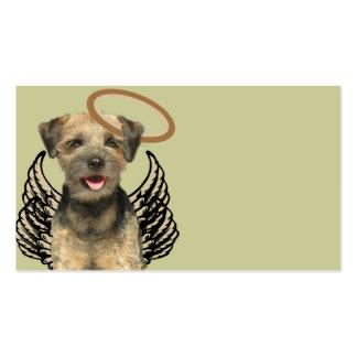 Regalos, tarjetas y ropa de Terrier de frontera Tarjetas De Visita