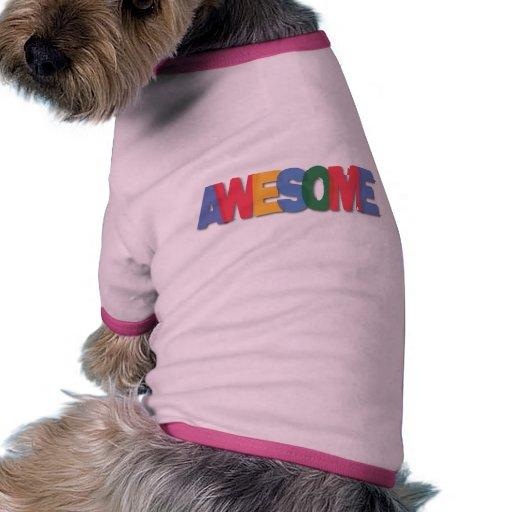 Regalos totalmente impresionantes ropa de mascota