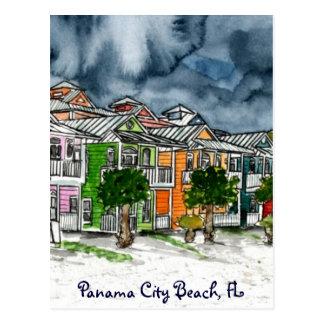 Regalos tropicales del arte de la Florida de la pl Tarjeta Postal