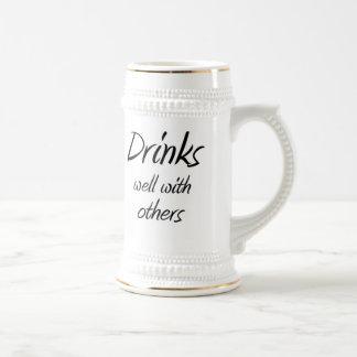 Regalos únicos de las ideas del regalo del humor jarra de cerveza