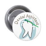 Regalos únicos del ayudante de dentista pin