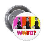 """¿Regalos """"WWFD de Florencia Nightengale? """" Pin"""