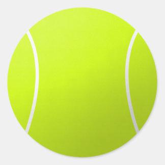 Regalos y accesorios de encargo de la pelota de pegatina redonda