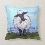 Regalos y accesorios de las ovejas almohada