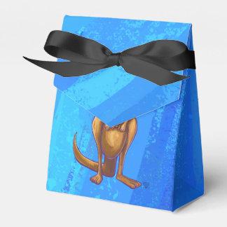 Regalos y accesorios del canguro cajas para regalos de fiestas